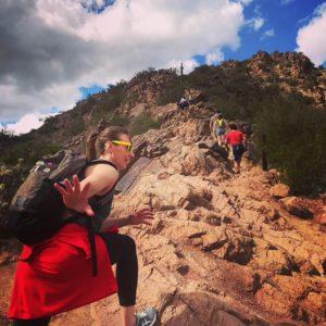 HikingCamelback